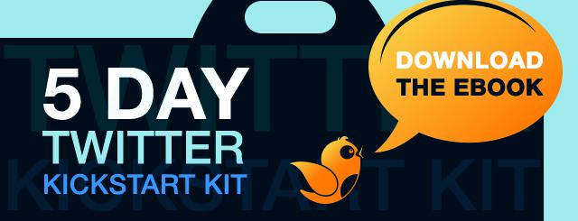 5 Day Twitter Kickstart Kit