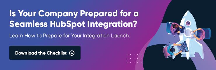 hubspot-integration-checklist