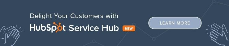 hubspot service hub