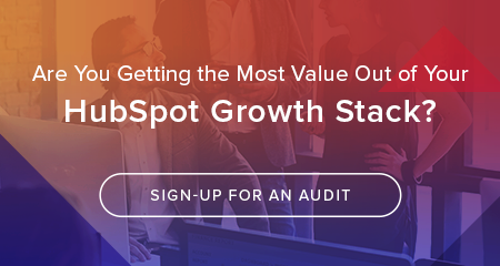 hubspot audit