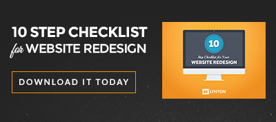 10 Step Website Redesign Checklist