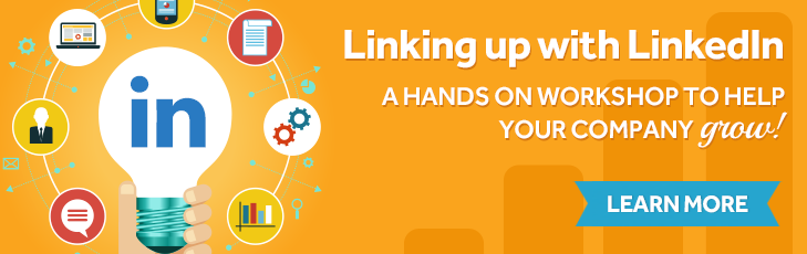 Linking Up With LinkedIn Workshop