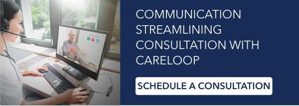 streamline LTC communication