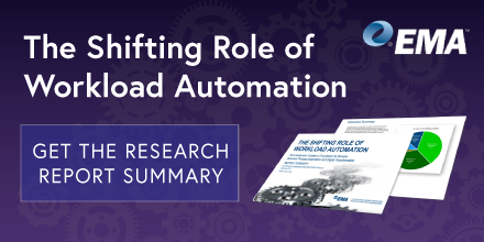 The Shifting Role of Workload Automation