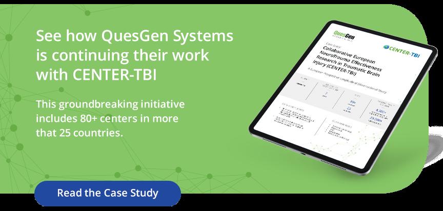 QuesGen-CENTER-TBI-case study