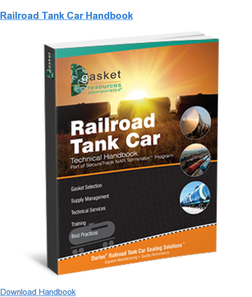 Railroad Tank Car Handbook Download Handbook