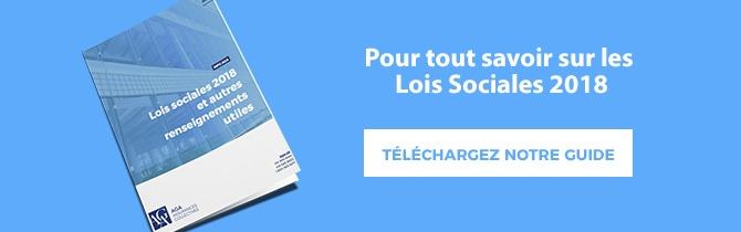Lois Sociales 2018