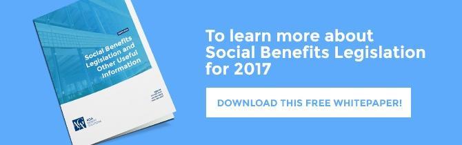 social-benefits-legislation-2017