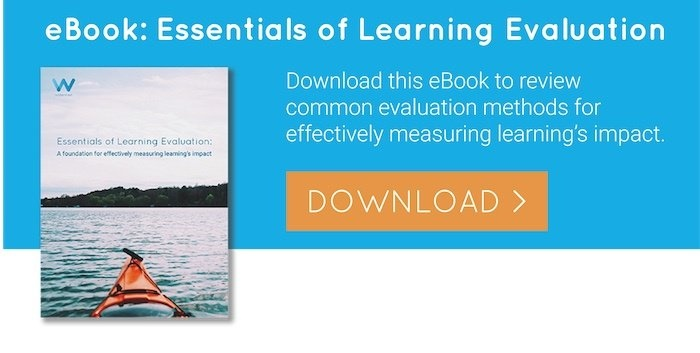 eGuide: Essentials of Learning Evaluation
