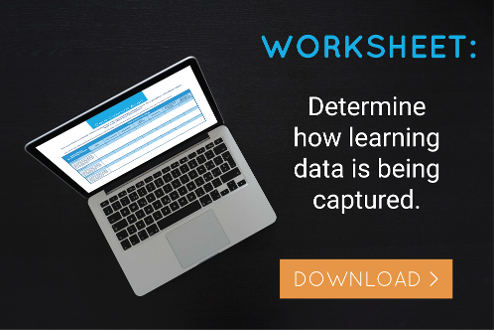 Distributed Learning & xAPI Data Capture Worksheet