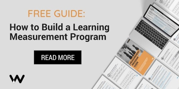 Guide: How to Build a Learning Evaluation Strategy