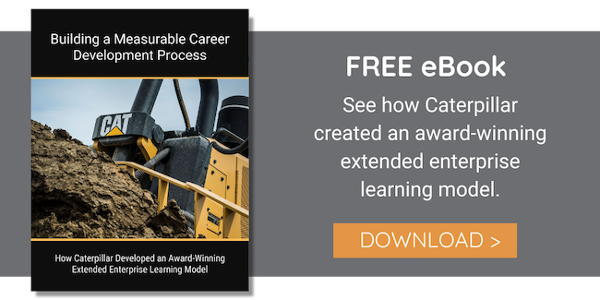 Caterpillar Enterprise Learning Model