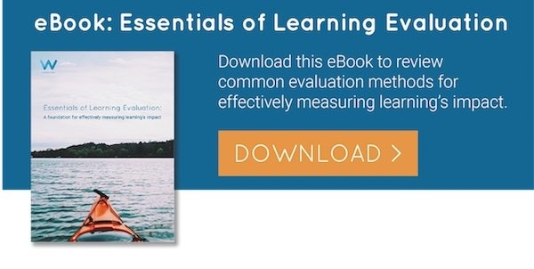 eBook: Essentials of Learning Evaluation Guide