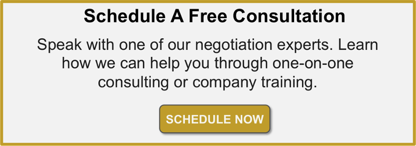 negotiation mistakes and tips