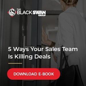 5 ways your sales team is killing deals