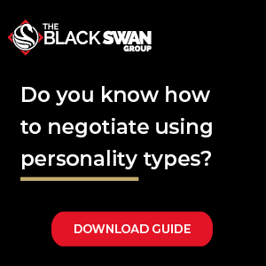 Negotiate using personality types.