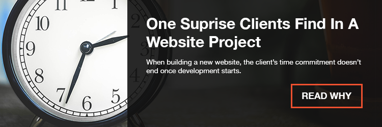 One Surprise Clients Find In A Website Project Plan