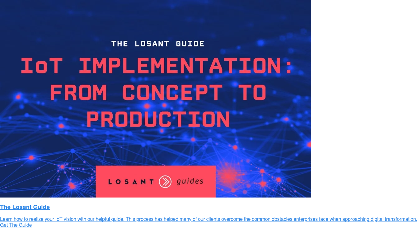 Machnation's Losant IoT Summary  Are you interested in Losant but need a second opinion? Review the MIT-E  research report on the Losant platform. MachNation is a third-party analyst  firm which evaluates IoT platforms against a set of standards. Get Analyst report