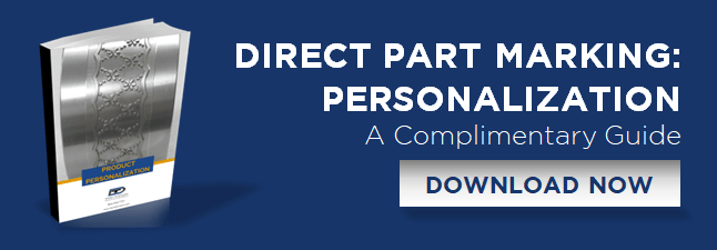 Download Direct Part Marking: Personalization