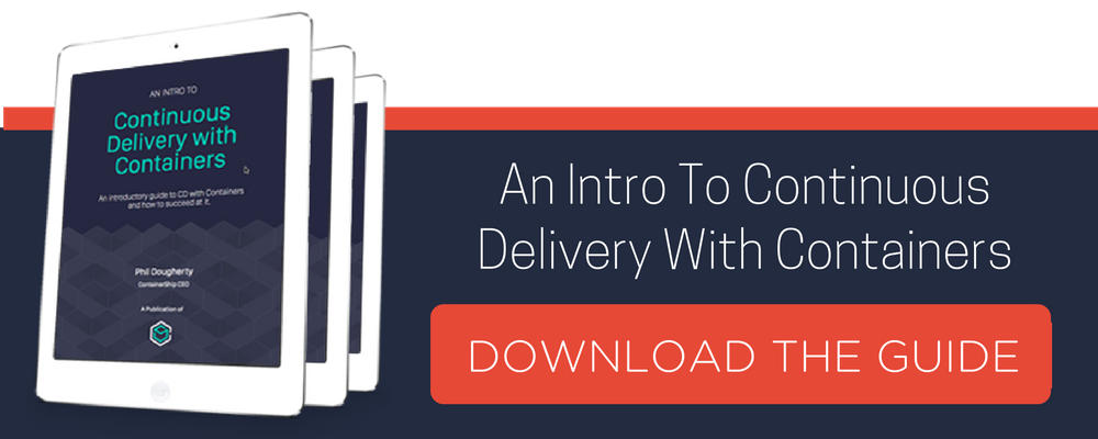 An Intro to Continuous Delivery With Containers