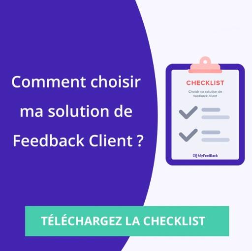 Téléchargez la Checklist