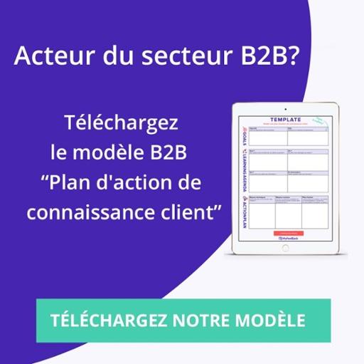 Téléchargez notre modèle B2B