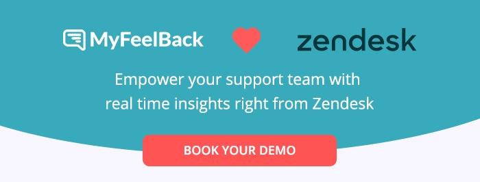 Discover myfeelback and zendesk