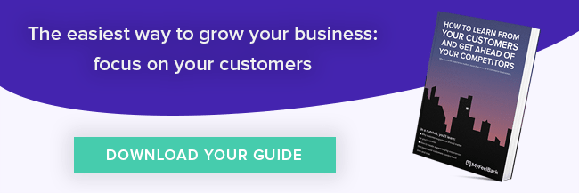 Download Ebook How to Learn from your Customers and Get Ahead of your Competitors