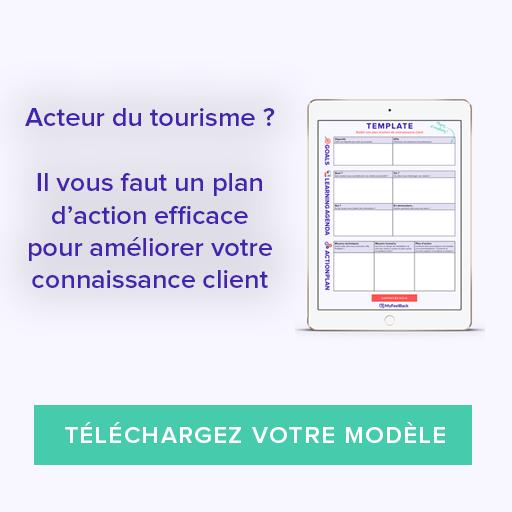télécharger template connaissance client tourisme