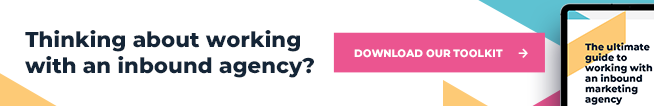 Download our Inbound Agency Toolkit