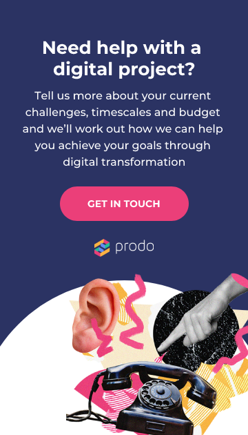 Need help with a digital project? Get in touch!