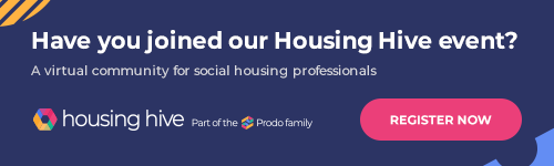 Have you joined our Housing Hive event? Sign up now!