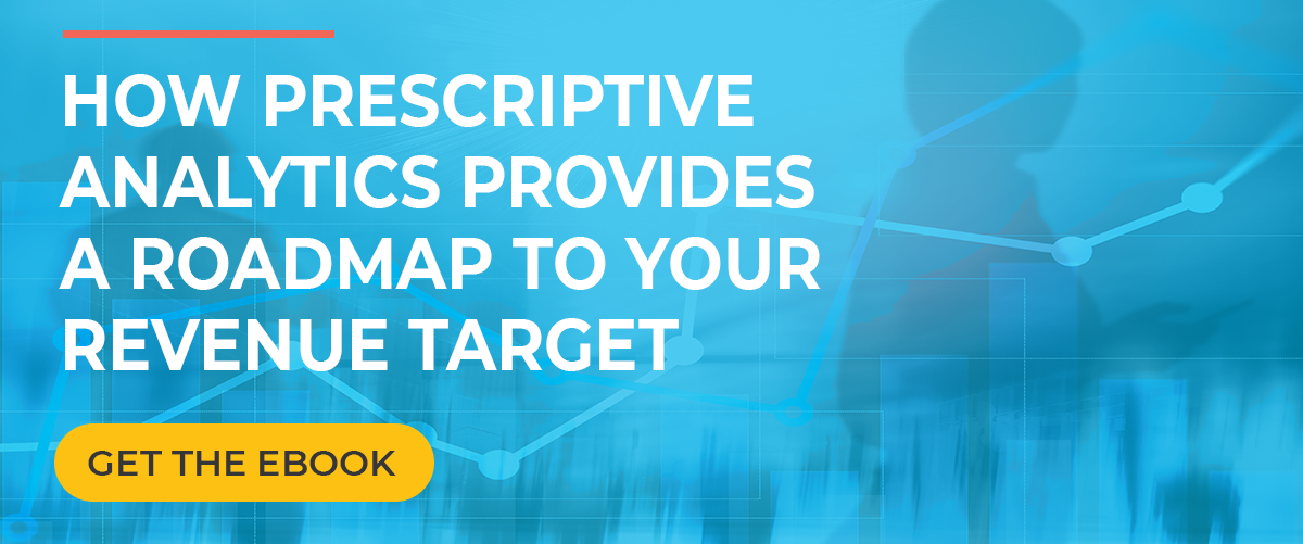 How Prescriptive Analytics Provides A Roadmap To Your Revenue Target