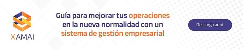 llevar operaciones en la nueva normalidad con un sistema de ERP