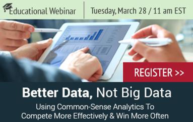 Better Data Webinar