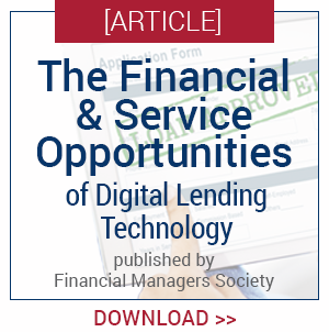 Digital Lending Opportunity Article