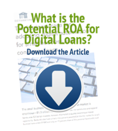 Digital Lending Potential ROA Article