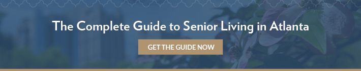 the complete guide to senior living in atlanta