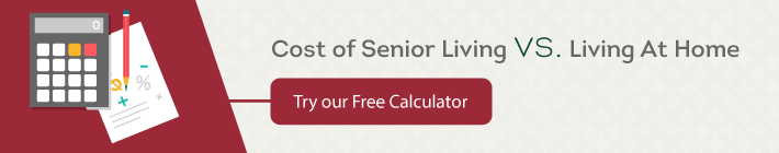 Cost of Senior Living Calculator