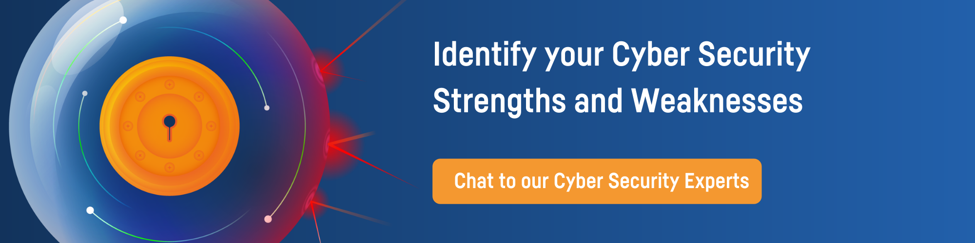 Identify Cyber Security Strengths & Weaknesses