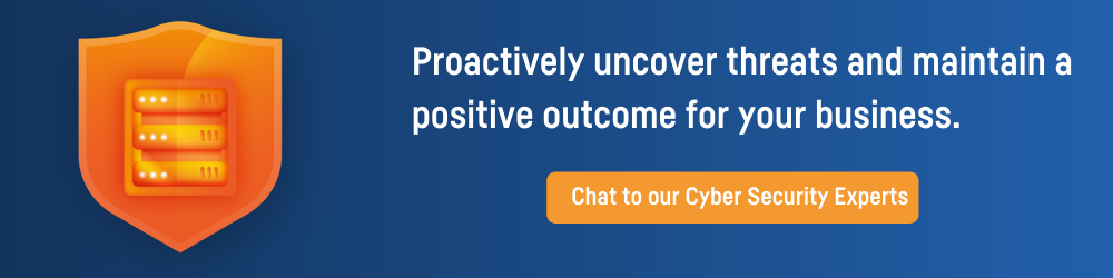 Uncover threats and maintain positive business outcome