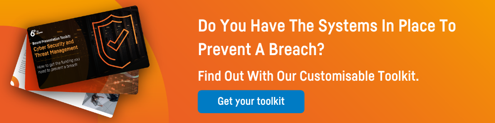 systems in place to prevent a breach