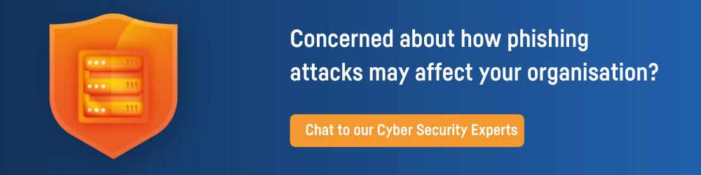 Phishing Attack CTA