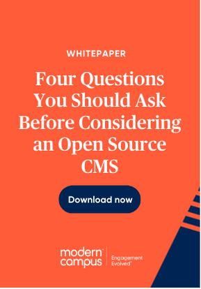 开源CMS.
