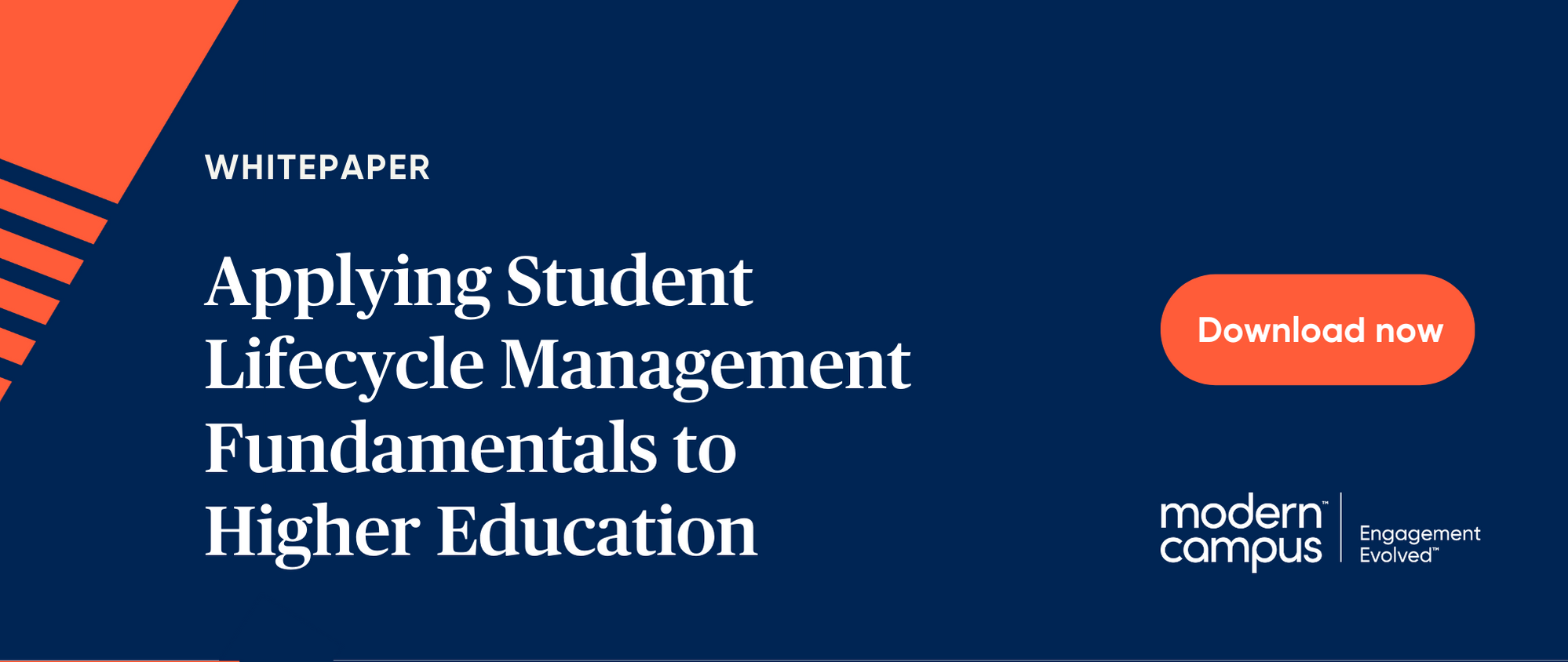 Student Lifecycle Management Fundamentals