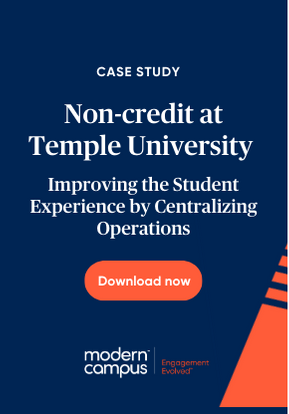 Download the Temple University case study now!