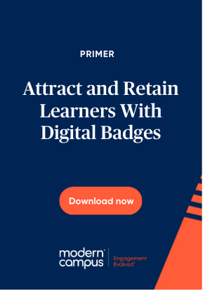 Download Attract and Retain Learners With Digital Badges now!