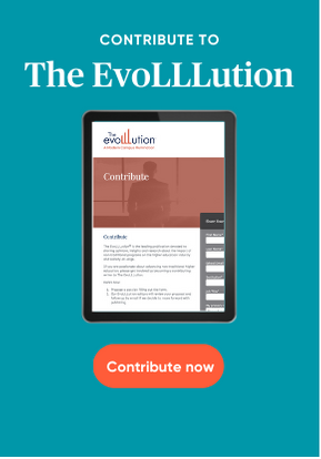 Contribute to The EvoLLLution!