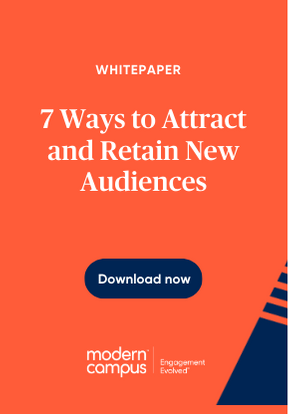 7 Ways to Attract and Retain New Audiences