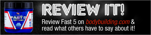 Review Fast 5 on bodybuilding.com